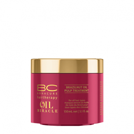 Masque Schwarzkopf Oil Miracle Brazinut - 150 ml