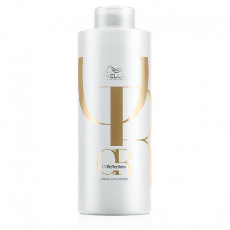 Shampooing Wella Oil Reflection - 1000 ml