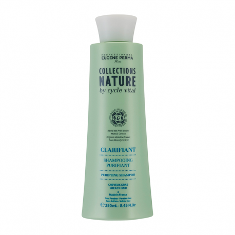 Shampooing Eugene Perma Collections Nature by Cycle Vital Purifiant - Clarifiant - 250 ml