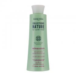 Shampooing Eugene Perma Collections Nature by Cycle Vital Réparateur Éclat - Réparation - 250 ml