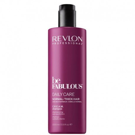 Shampooing Cheveux Normaux Be Fabulous Revlon - 1000 ml