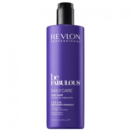 Shampooing Cheveux Fins Be Fabulous Revlon - 1000 ml