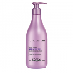 Shampooing L'Oréal Liss Unlimited - 500 ml