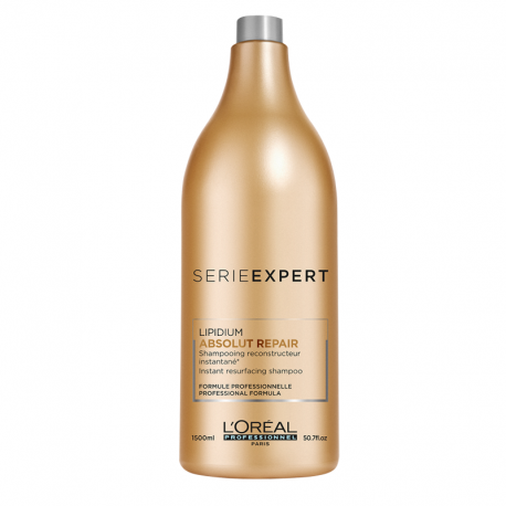 Shampooing L'Oréal Absolut Repair Lipidium - 1500 ml