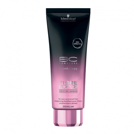 Shampooing fortifiant Schwarzkopf BC Fibre Force - 200 ml