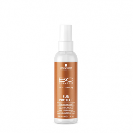 Spray baume Schwarzkopf BC Sun Protect Conditioner - 150 ml