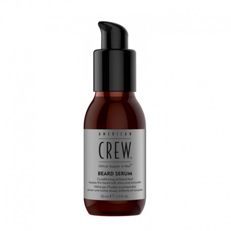 Huile à barbe American Crew Beard Serum - 50 ml