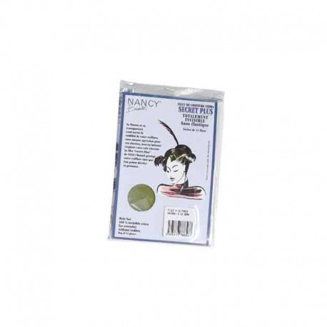 Filet Nancy Mezzo Secret plus - Sachet de 12 filets - Clair