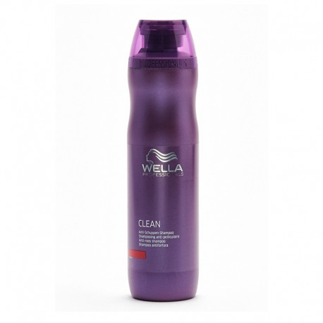 Shampooing Wella Pure Anti-pelliculaire - 250 ml