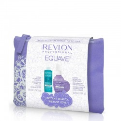 Kit de voyage Revlon Equave - Cheveux blonds - 50 ml + 50 ml