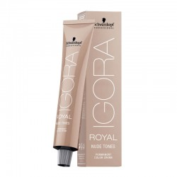 Crème de coloration permanente Schwarzkopf Igora Royal Nude tones - 60 ml