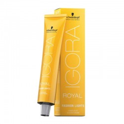 Crème de coloration permanente Schwarzkopf mèches Igora Royal Fashion Lights - 60 ml