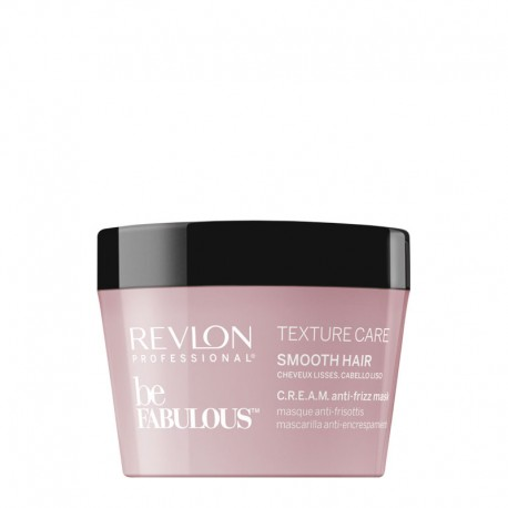 Masque Revlon Be Fabulous cheveux lisses - 200 ml