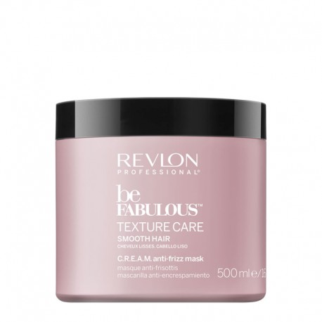 Masque Revlon Be Fabulous cheveux lisses - 500 ml