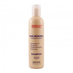 Shampooing Reedley Macadamia Weightless Moisture - Volumisant - 237 ml
