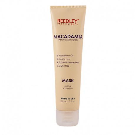 Masque Reedley Macadamia Weightless Moisture - Volumisant - 150 ml