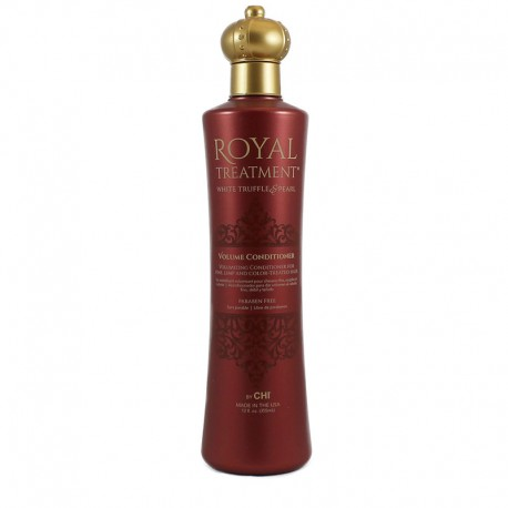 Conditioner Chi Royal Treatment White Truffle & Pearl - Volume Conditioner Revitalisant volumisant pour cheveux fins, souples et