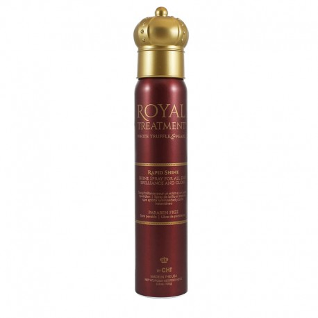 Spray Brillance Chi Royal Treatment White Truffle & Pearl - Rapid Shine - Spray brillance pour un éclat et un lustre quotidien -