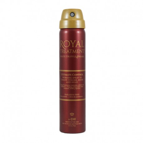 Spray Fixant Chi Royal Treatment White Truffle & Pearl - Ultimate Control - Spray fixant pour maintien, volume et brillance - 74