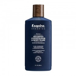 Shampooing 3 en 1 Esquire Grooming With Oud Fragrance - 414 ml