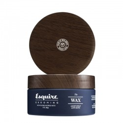 Cire de Coiffage Esquire Grooming The Wax - Fixation et brillance légère - 85g