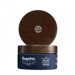 Crème D'argile Esquire Grooming Strong Hold Matte Finish - Tenue Forte finition Mate - 85g