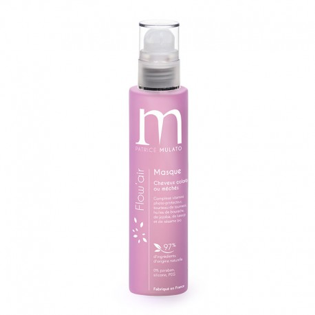 Masque Mulato Flow Air cheveux colorés - 200 ml