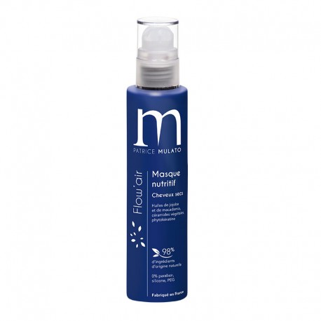 Masque nutritif Mulato Flow Air cheveux secs - 200 ml