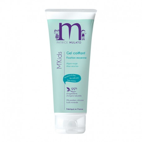 Gel coiffant Mulato M'Kids - 100 ml