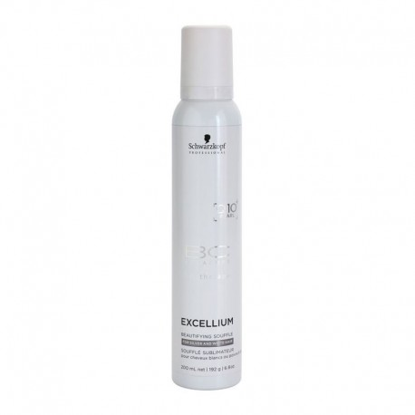 Soufflé sublimateur Schwarzkopf Hairtherapy Excellium - 200 ml