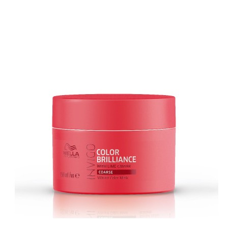 Masque INVIGO Color Brilliance Cheveux Epais WELLA - 200 ml