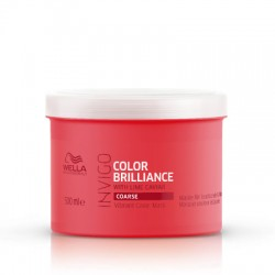 Masque INVIGO Color Brilliance Cheveux Epais WELLA - 500 ml