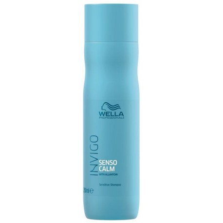 Shampooing Wella Calm Hypoallergénique - 250 ml