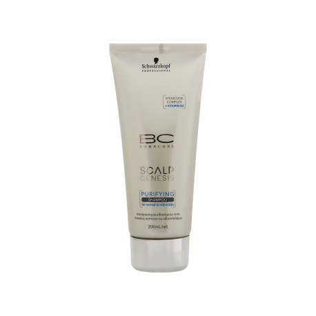 Shampooing Schwarzkopf purifiant Scalp Therapy - 200 ml