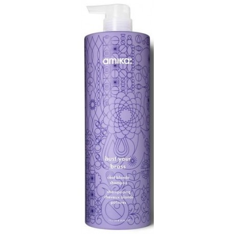 Shampooing Cheuveux Blonds BUST YOUR BRASS - 1000ml