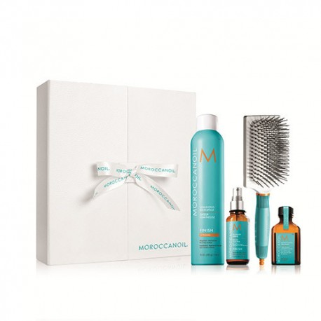 Coffret MOROCCANOIL Finish