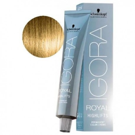 Crème de coloration permanente Schwarzkopf Igora Royal Highlifts - 60 ml